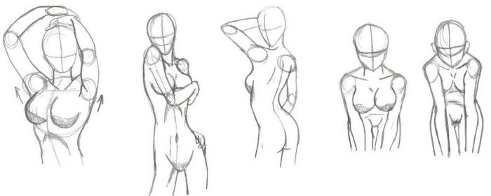 Talented idea Women tits drawings
